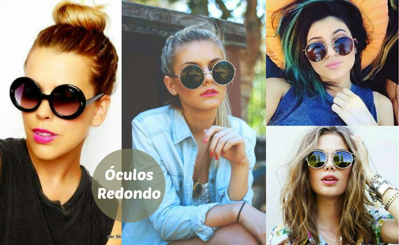 829cf5e2e óculos De Sol Redondo Grande « One More Soul