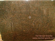 Granit Tan Brown