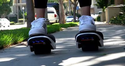 Segway Drift W1 rollers