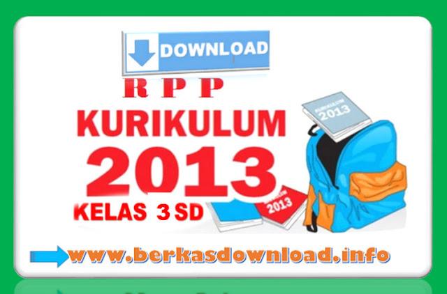 Administrasi Kelas 3 Kurikulum 2013 Gratis