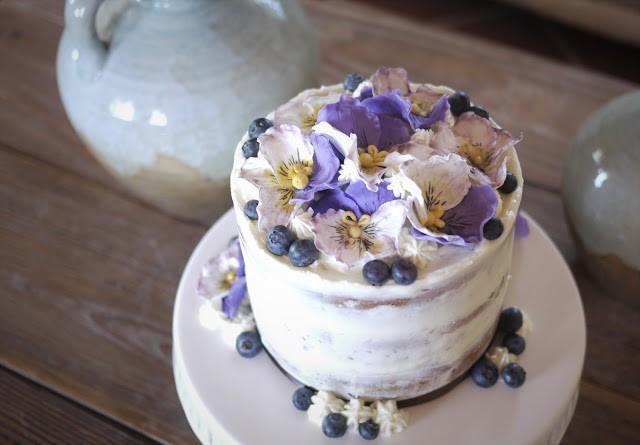 Lemon Blueberry Cake Tipsy Lemon Bakes