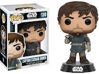Funko Pop! Captain Cassian Andor
