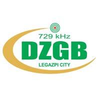 DZGB Legazpi 729 kHz logo