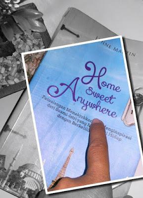 resensi buku Home Sweet Anywhere