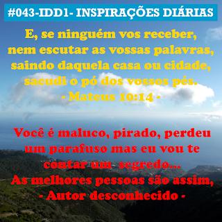 043-IDD1- Ideia do Dia 1