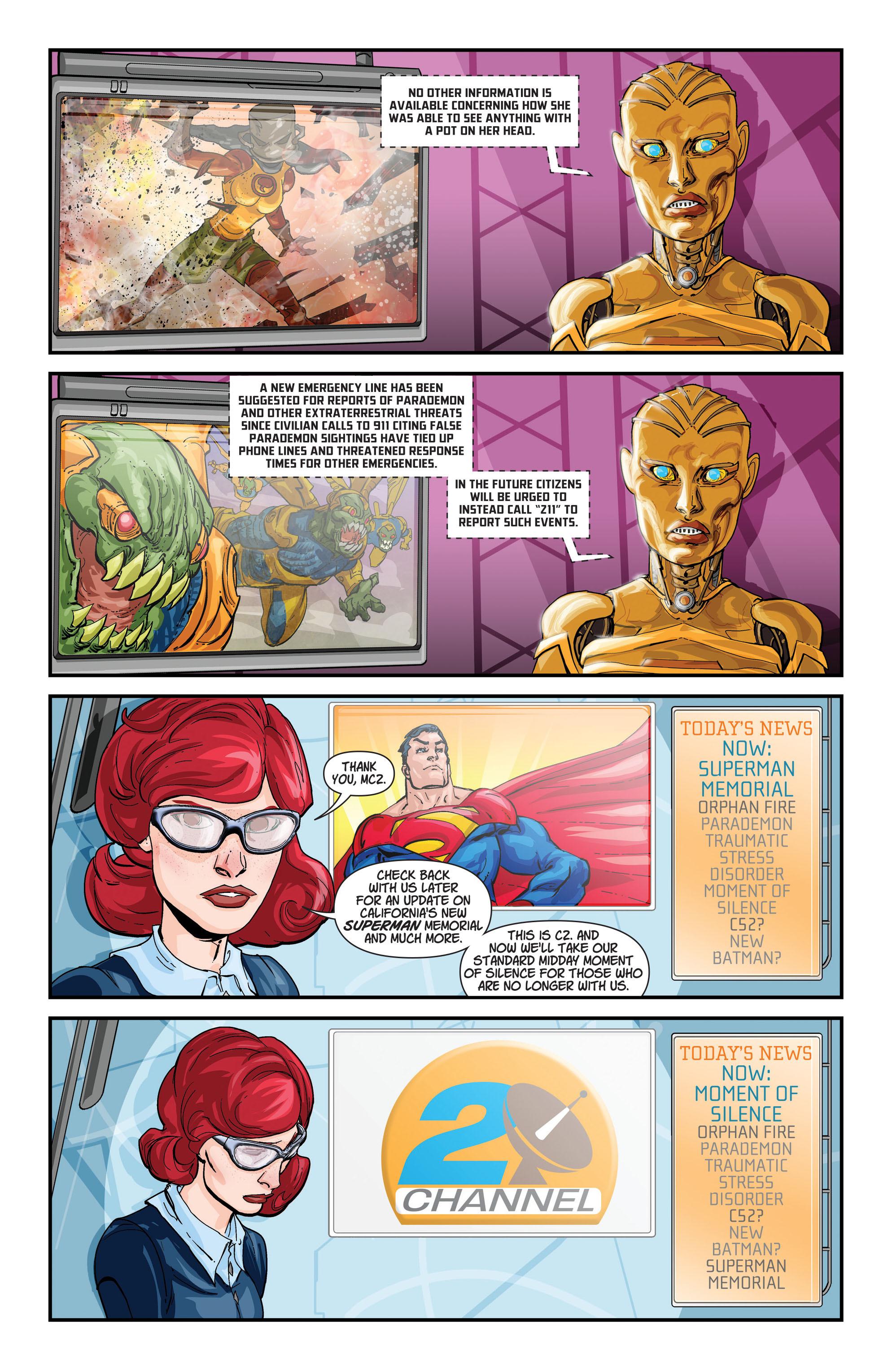 Read online Wonder Woman (2011) comic -  Issue #20 - 23