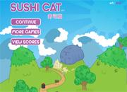 juegos de cocina sushi cat
