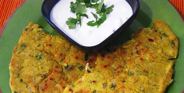 ज्वारीचे धपाटे - पाककला | Jwariche Dhapate - Recipe