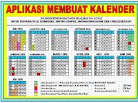 Download Gratis Aplikasi Kalender Pendidikan Lengkap