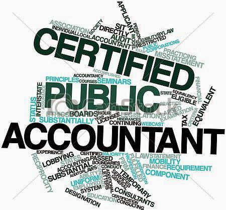 account for the state of public Many states/jurisdictions also accept non-public accounting experience (eg, industry, government), although the number of years deemed acceptable are typically higher than for public accounting in addition, some states/jurisdictions have a one-tier system, whereby candidates must pass the cpa.