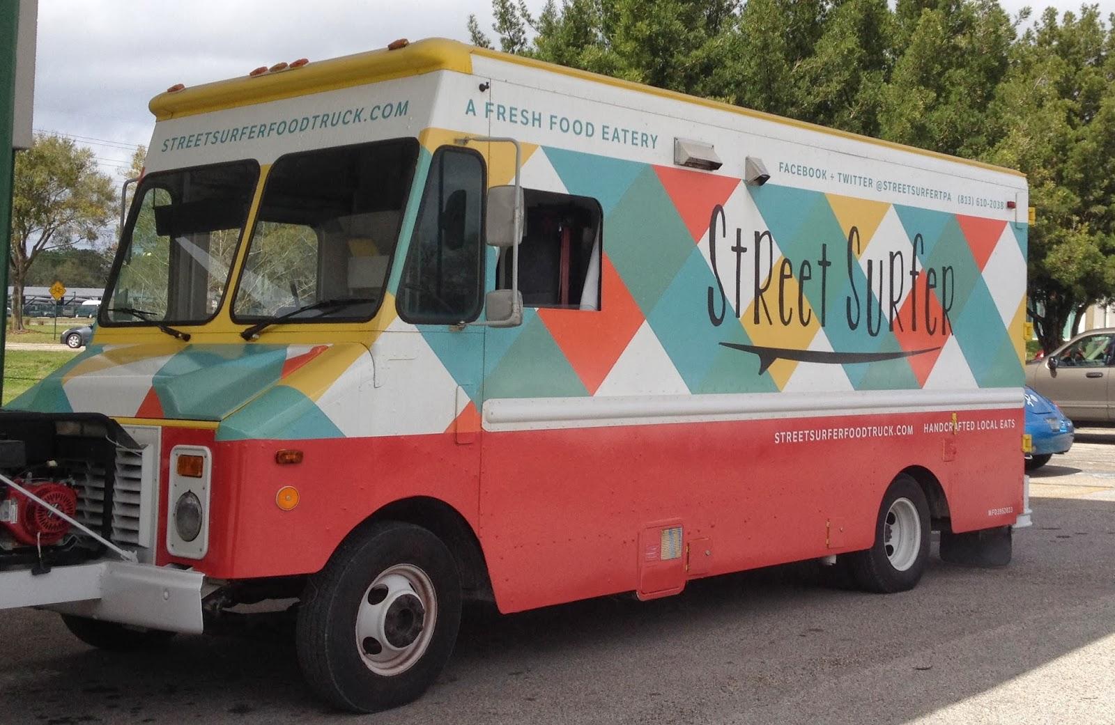 Mojo Food Truck Asheville