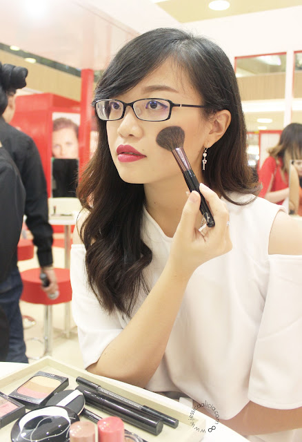 Event Report : SHISEIDO BEAUTY REDEFINED by Jessica Alicia