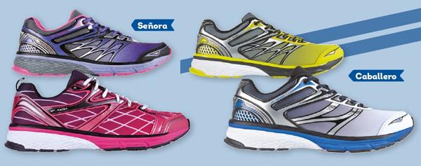 zapatillas deportivas hombre mujer Crivit Lidl running