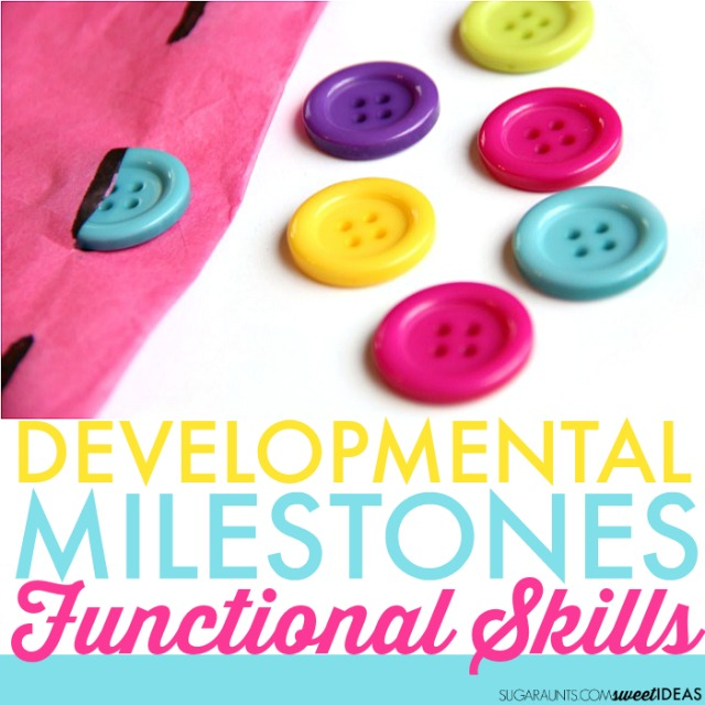 Developmental stages of childhood- progression of fine motor skills in kids