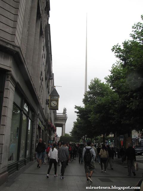 Дублинский шпиль или Дублинская игла - Дублин, Ирландия