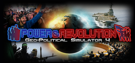 Power & Revolution Geopolitical Simulator 4 PC Full MEGA