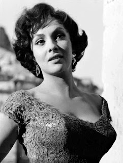 Gina Lollobrigida at the peak of her fame in the 1960s