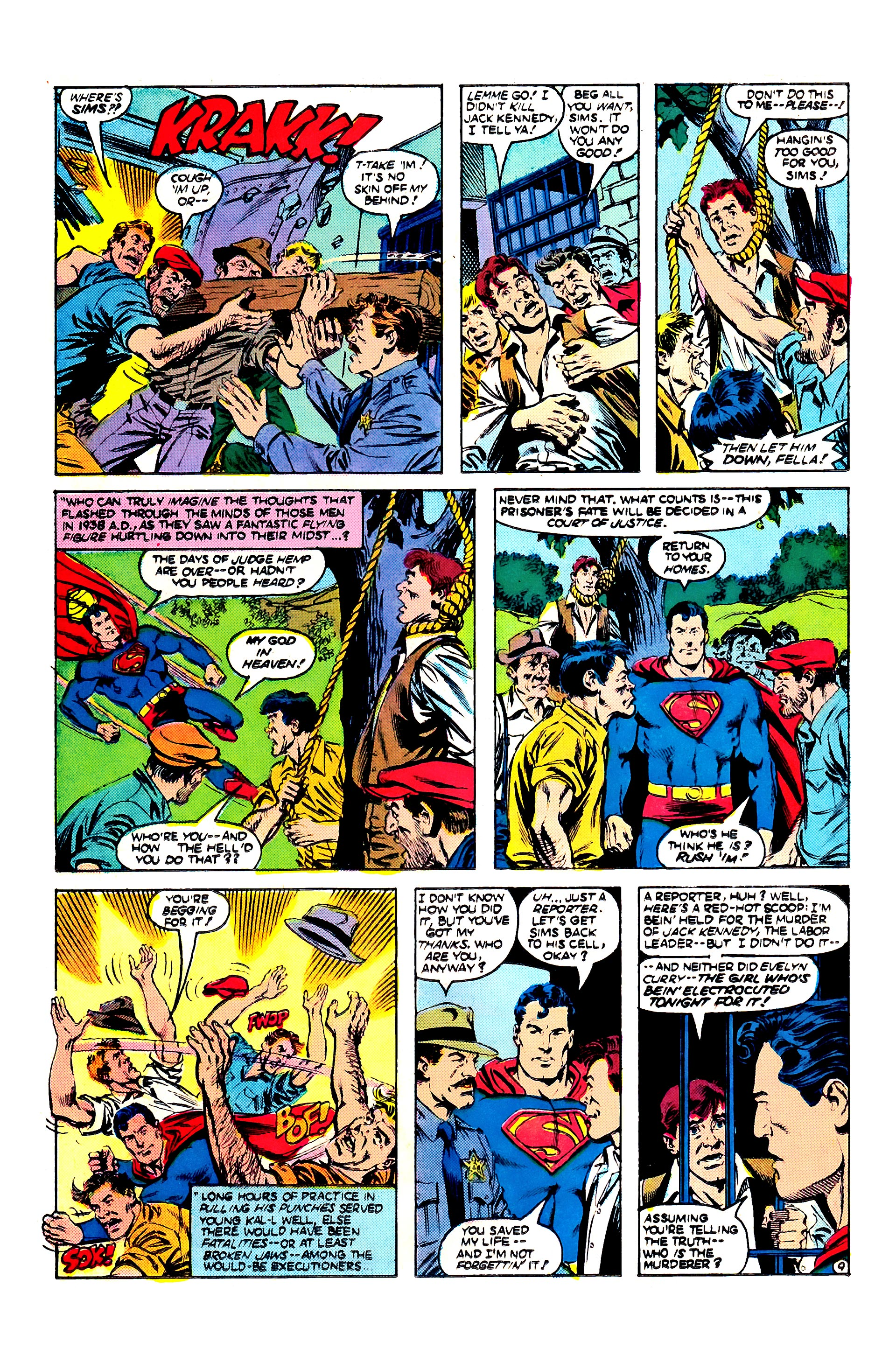 Read online Secret Origins (1986) comic -  Issue #1 - 14