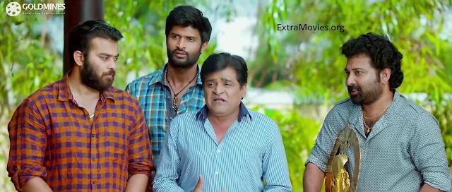 Katamarayudu 720p Hindi Dubbed full movie download
