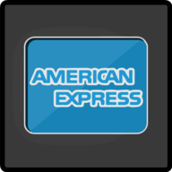 american express button icon