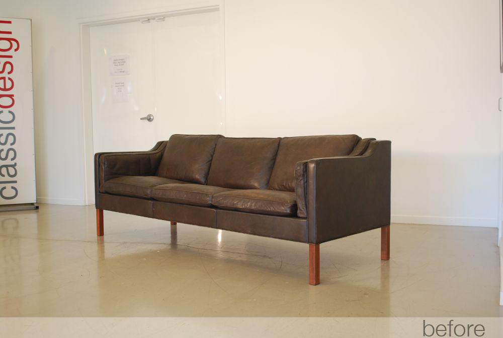 dark purple, green, blue sofa will bring