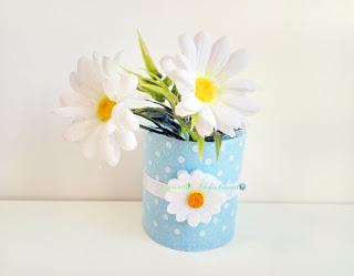 Florero-3-ideas-para-reciclar-y-decorar-latas-creandoyfofucheando