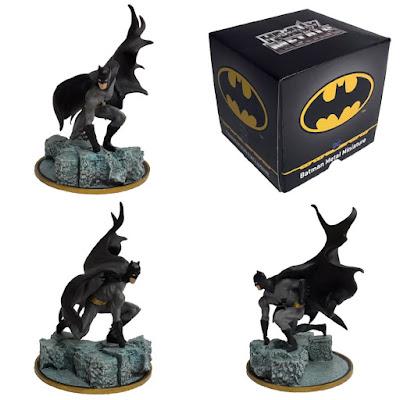 San Diego Comic-Con 2018 Exclusive Justice League New 52 Batman Metal Miniature by Factory Entertainment x DC Comics