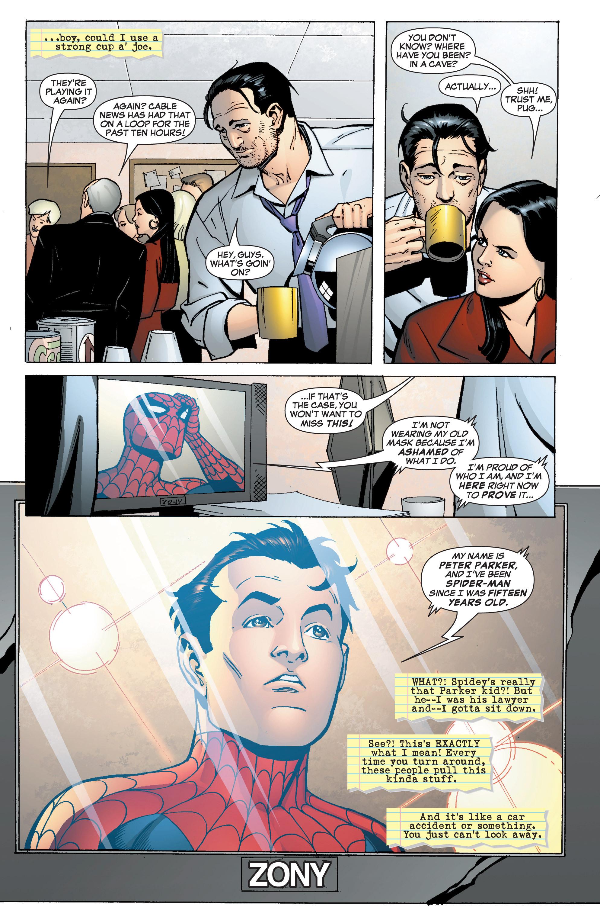 Read online She-Hulk (2005) comic -  Issue #9 - 5
