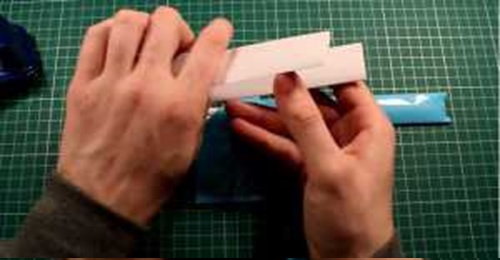 Cách làm súng giấy bắn phát một chính xác 9