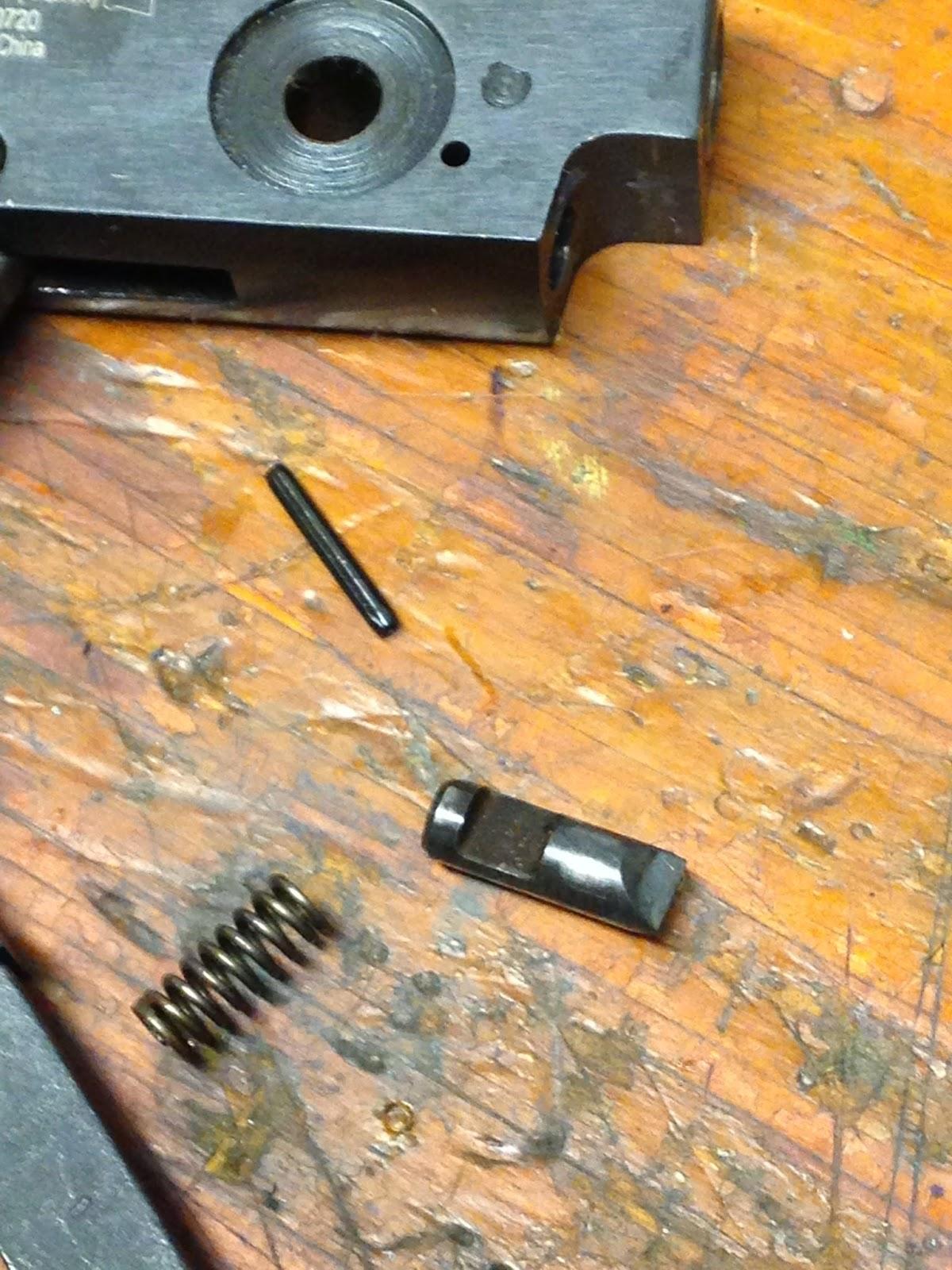 Another Airgun Blog: Benjamin Trail Nitro Piston Pistol--Part 1