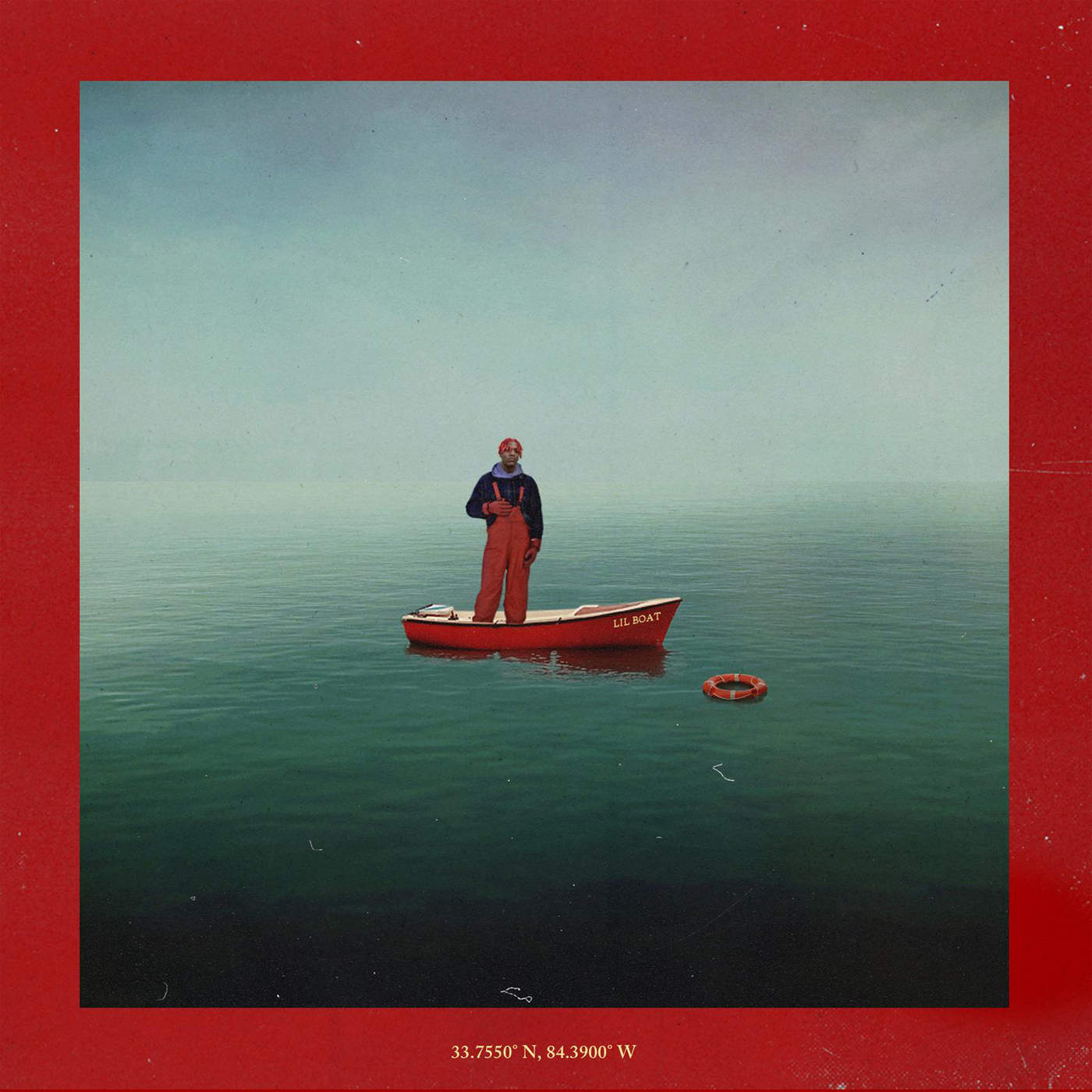 Lil Yachty - Lil Boat Cover