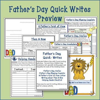 Father's Day Resource Round Up