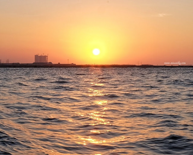 sunset spot gratis di jakarta