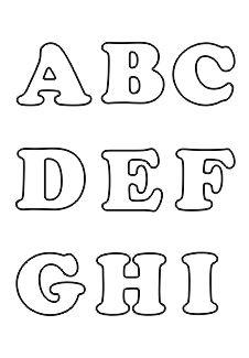 Mengenal Mewarnai Huruf Alfabet Anak Blog Gambar