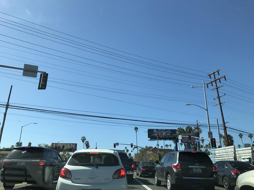 Los Angeles -vinkit autoiluun pähkinänkuoressa 5