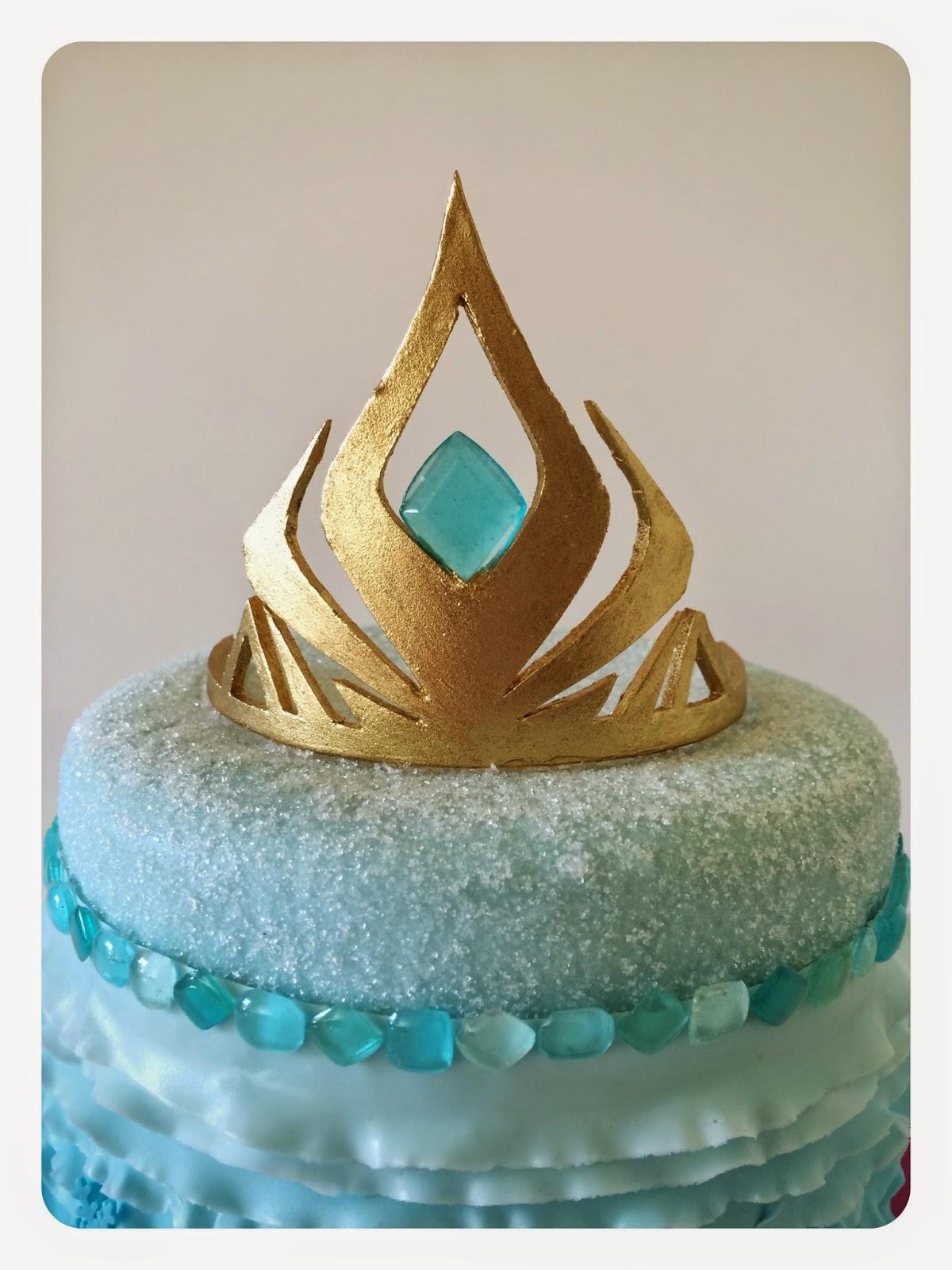 Sara Elizabeth - Custom Cakes & Gourmet Sweets: Elsa's ...