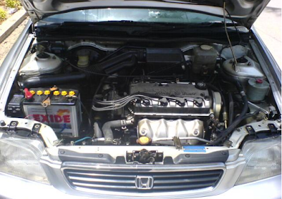Foto Mesin Honda City 1.500cc