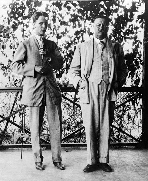 Great Britain Philately Kermit Roosevelt To Theodore