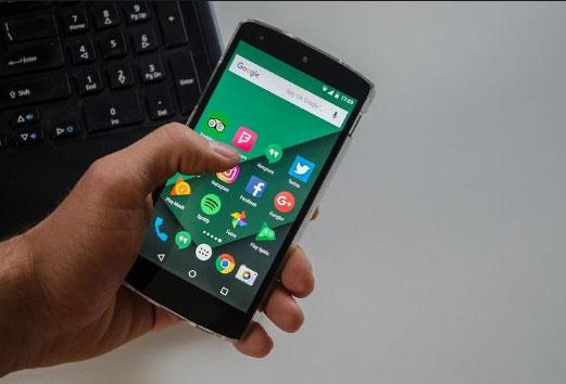 Cara Membuat Tulisan Bergerak di Android