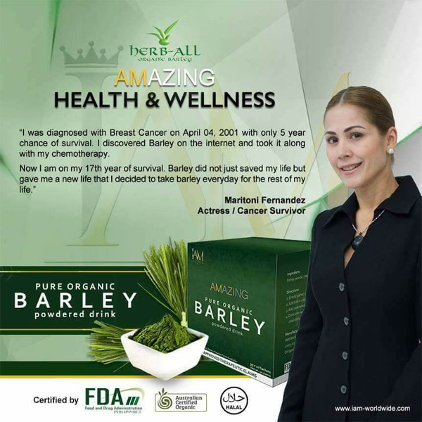 barley grass testimonials - health benefits of barley grass - IAM Barley