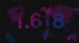 الرقم الغريب 1.618 الذى حير العلماء