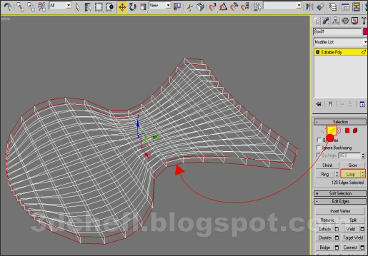 making chair 3d