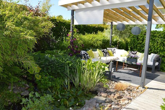 Privathage i trädgårdsrundorna i Helsingborg