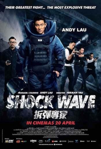 Shock Wave 2017 Dual Audio Hindi Full Movie Download