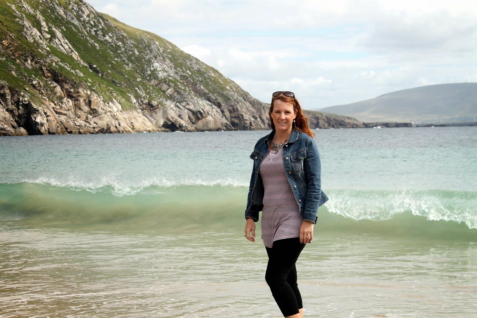 Anniversary Trip to Ireland Part 2, diy, Ireland, selfdrive, tour, wanderlust, travel, overseas, hiking, adventure, outdoors, beauty, landscape, sheep, torq waterfall, keem beach, achill island, skelligs, bray head loop, cliffs of mohr, westport, coblers bar, wyatt hotel, seafood, bella vita, kilbeggan irish whiskey, dublin, river lifey, ryans, anniversary, diy, Hiking., Ireland, national park, ocean, vacation, killarney national park, Ring of Kerry