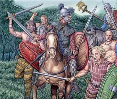 Painting Gallic & Celtic Warband picture 1