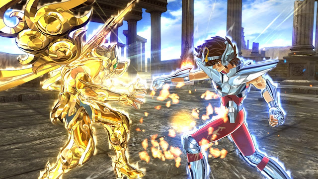 Saint Seiya Soldiers Soul Download Photo