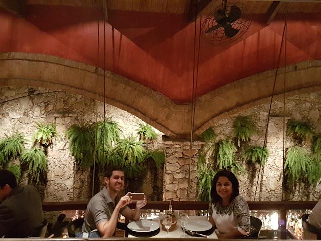 pizzaria veridiana decoração casal