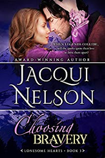 Choosing Bravery's  book cover