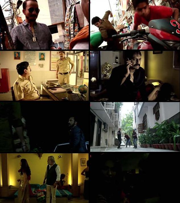 Chal Bhaag 2014 Hindi 720p DVDRip 800mb